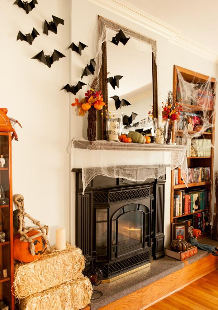 Halloween Living Room Decor  Halloween Decoration – Dive Mood Into The Real Halloween