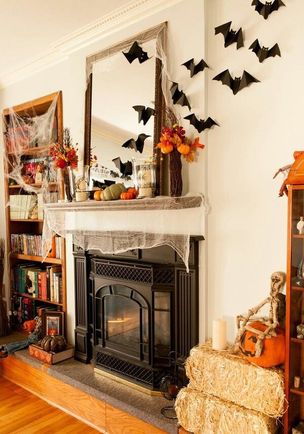 Halloween Living Room Decor  plete List of Halloween Decorations Ideas In Your Home