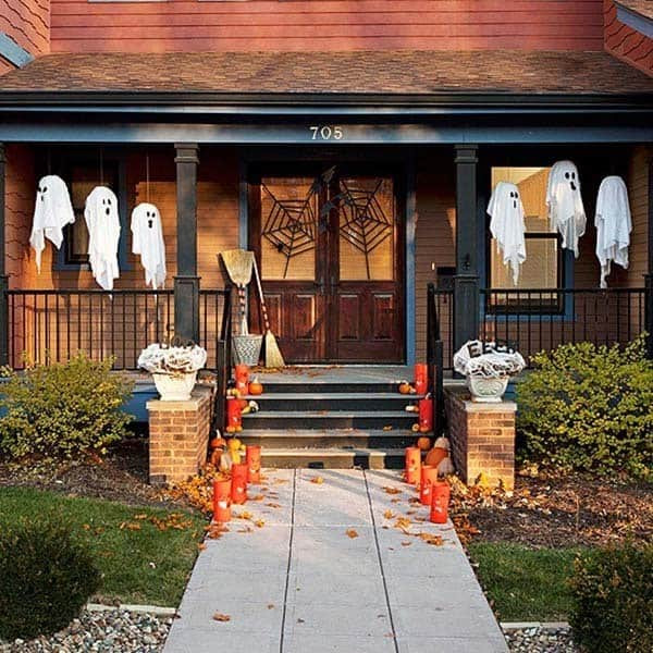 Halloween Outdoor Decorations Clearance  37 Spooktacularly amazing outdoor Halloween ideas
