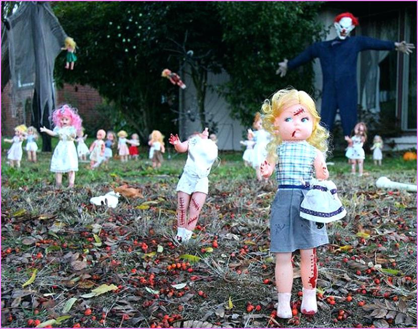 Halloween Outdoor Decorations Clearance  Halloween Decorations Clearance Thermarmour