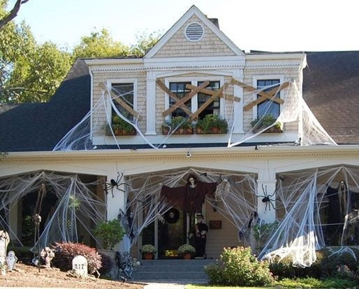 Halloween Outdoor Decorations  Spooky Halloween Decor