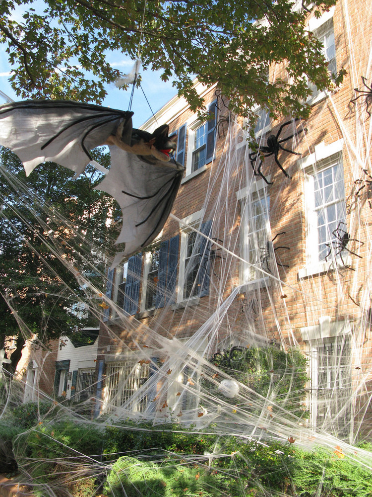 Halloween Outdoor Decorations  Spooky Ideas for Outdoor Halloween Decoration
