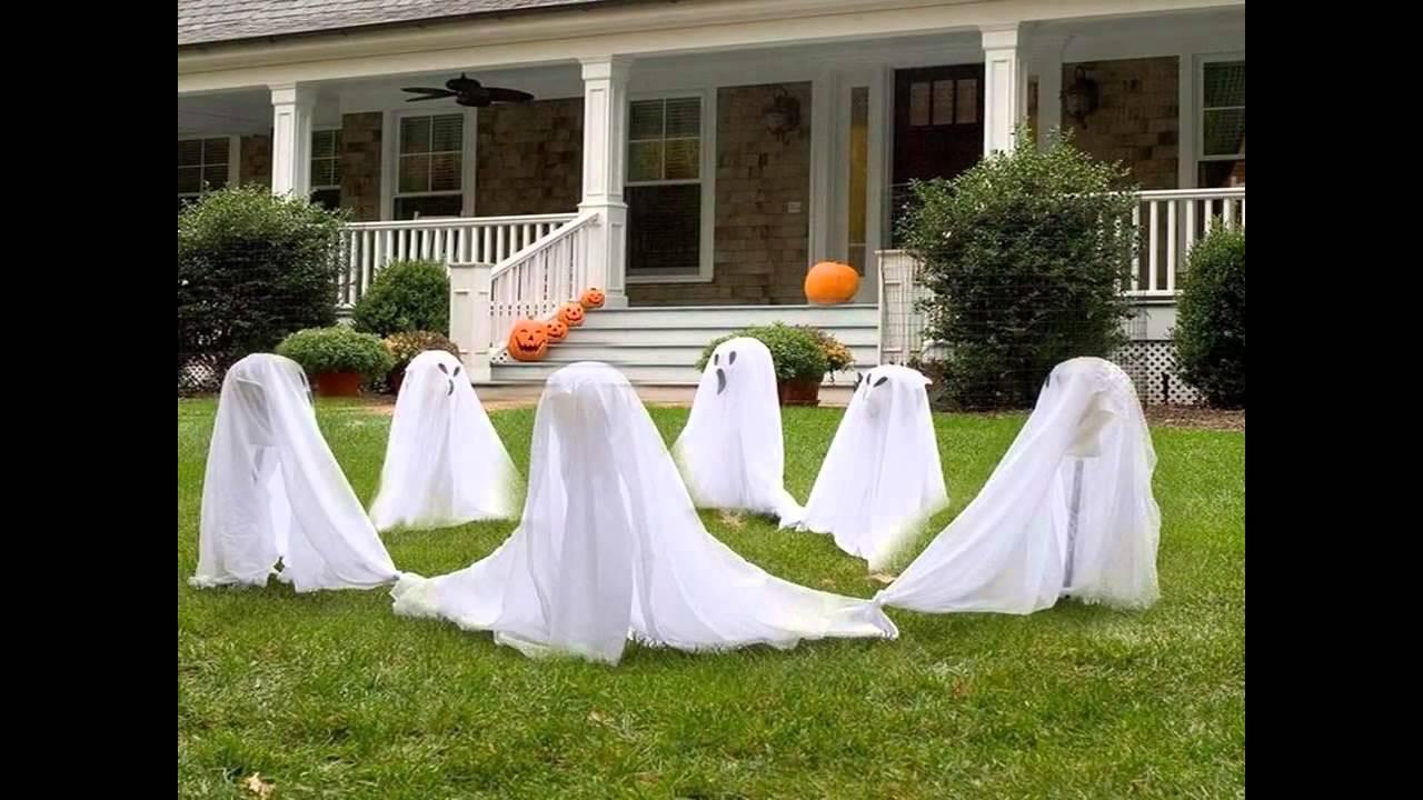 Halloween Outdoor Decorations  Stunning halloween outdoor decorations