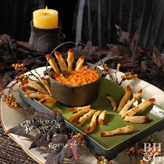 Halloween Party Appetizer Ideas  Best 20 Halloween appetizers ideas on Pinterest