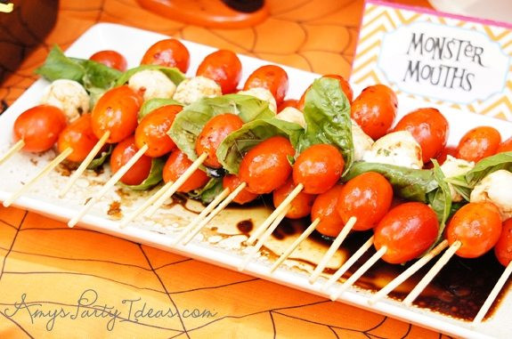 Halloween Party Appetizer Ideas  Halloween Pumpkin Carving Party