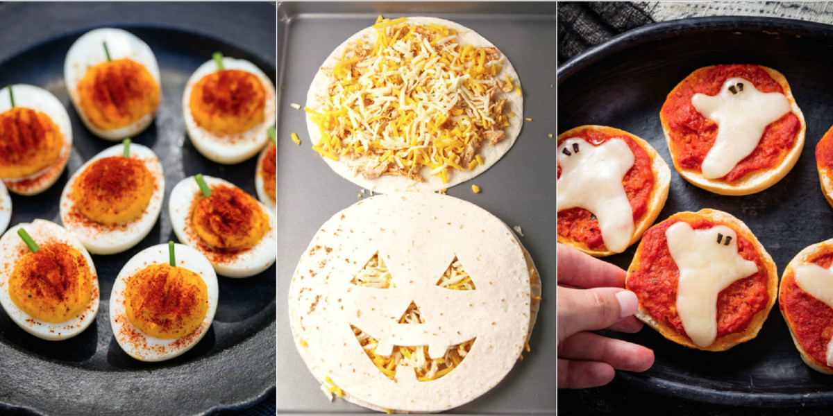 Halloween Party Appetizer Ideas  30 Easy Halloween Appetizers Best Recipes for Halloween