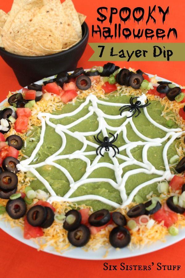 Halloween Party Appetizer Ideas  Best 25 Halloween appetizers ideas on Pinterest