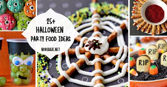Halloween Party Menu Ideas  25 Halloween Party Food Ideas