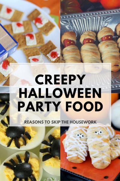 Halloween Party Menu Ideas  Halloween Party Food