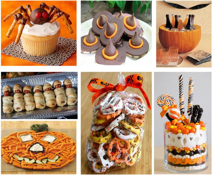 Halloween Party Menu Ideas  25 Chilling Halloween Food Ideas