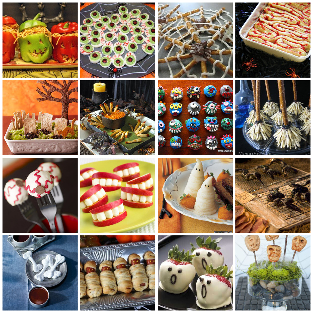 Halloween Party Recipes Ideas  6 Easy Quick Kids Party Food Ideas