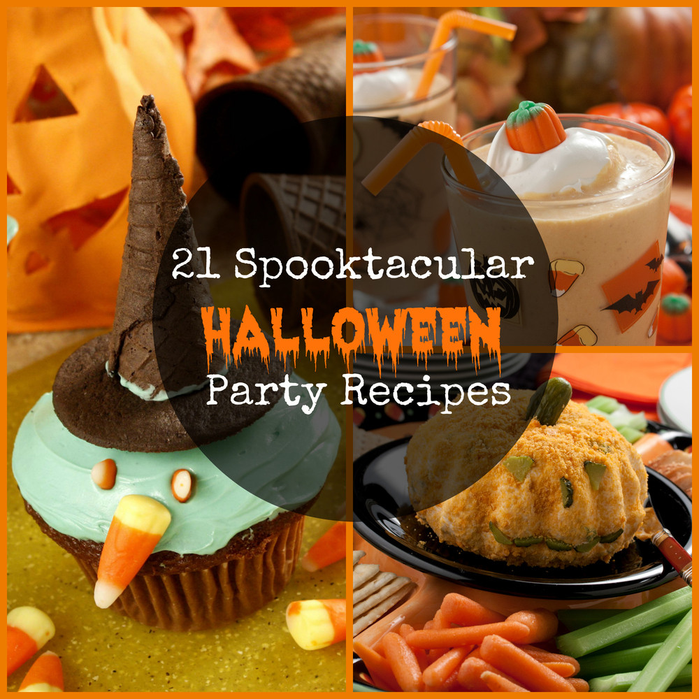 Halloween Party Recipes Ideas  Easy Halloween Party Recipes Halloween Party Food Ideas