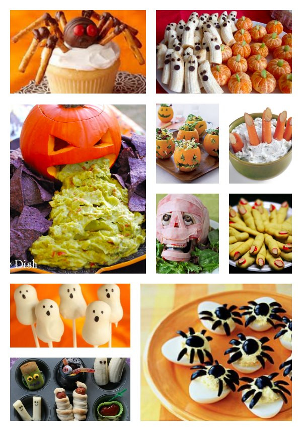 Halloween Party Recipes Ideas  Halloween Food Ideas The Repo Woman