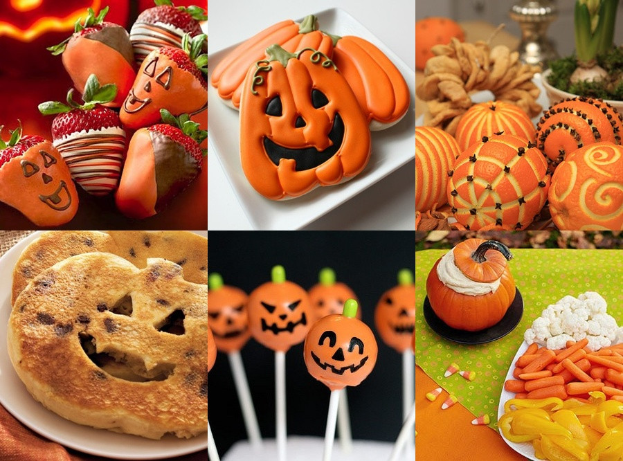 Halloween Party Recipes Ideas  Pop Culture And Fashion Magic Easy Halloween food ideas