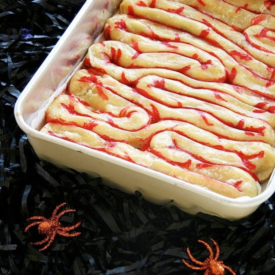 Halloween Party Recipes Ideas  8 Gross Halloween Food Ideas