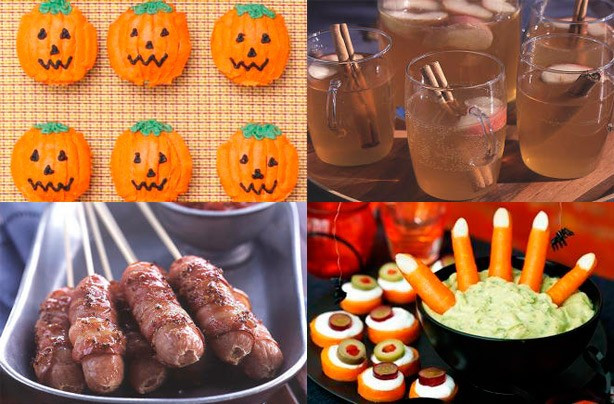 Halloween Party Recipes Ideas  Halloween party food