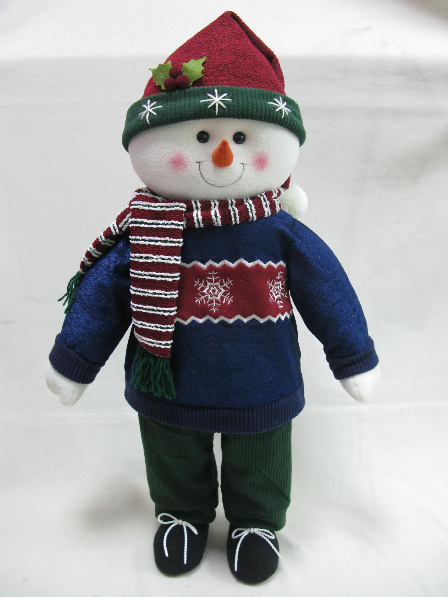 Halloween Porch Greeters  Snowman Boy Porch Greeter Holidays for Kmart
