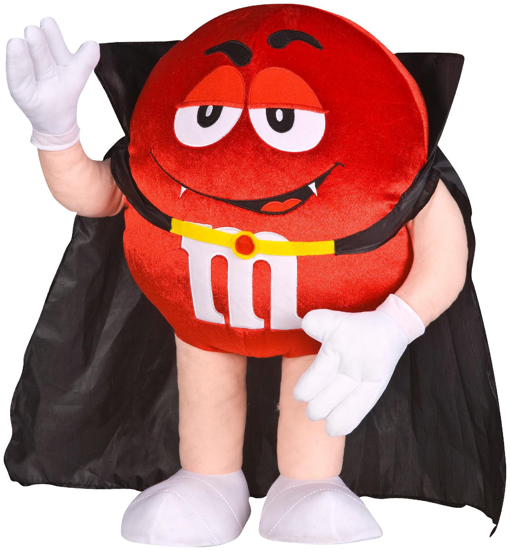 Halloween Porch Greeters  UPC M&M s Halloween Porch Greeter Red