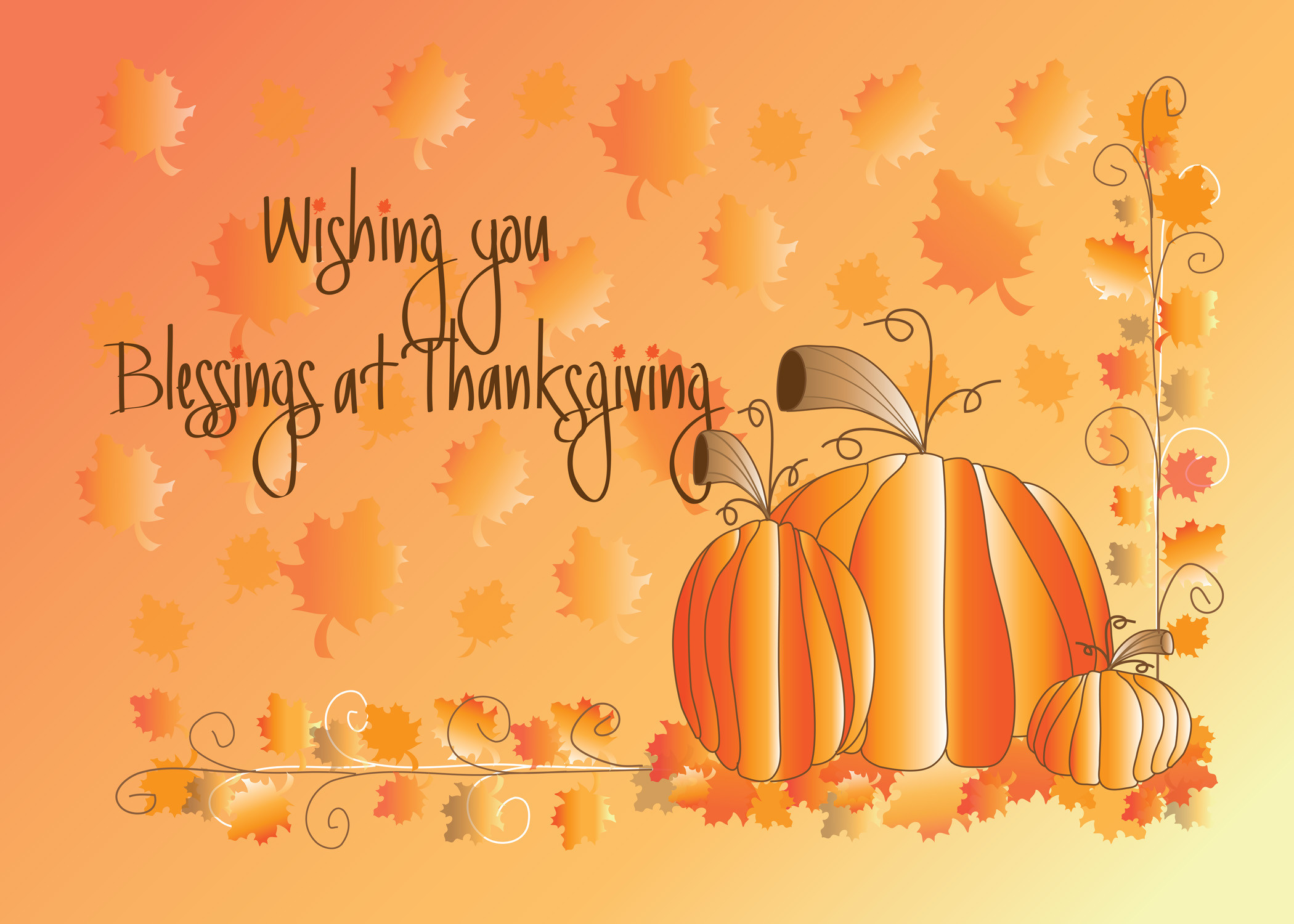 Happy Thanksgiving Blessings Quotes  chebellanota