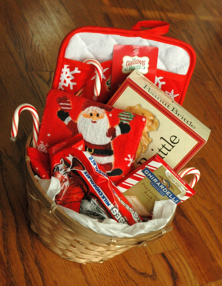 Homemade Christmas Gift Basket Ideas  BubbaChic Tutorials