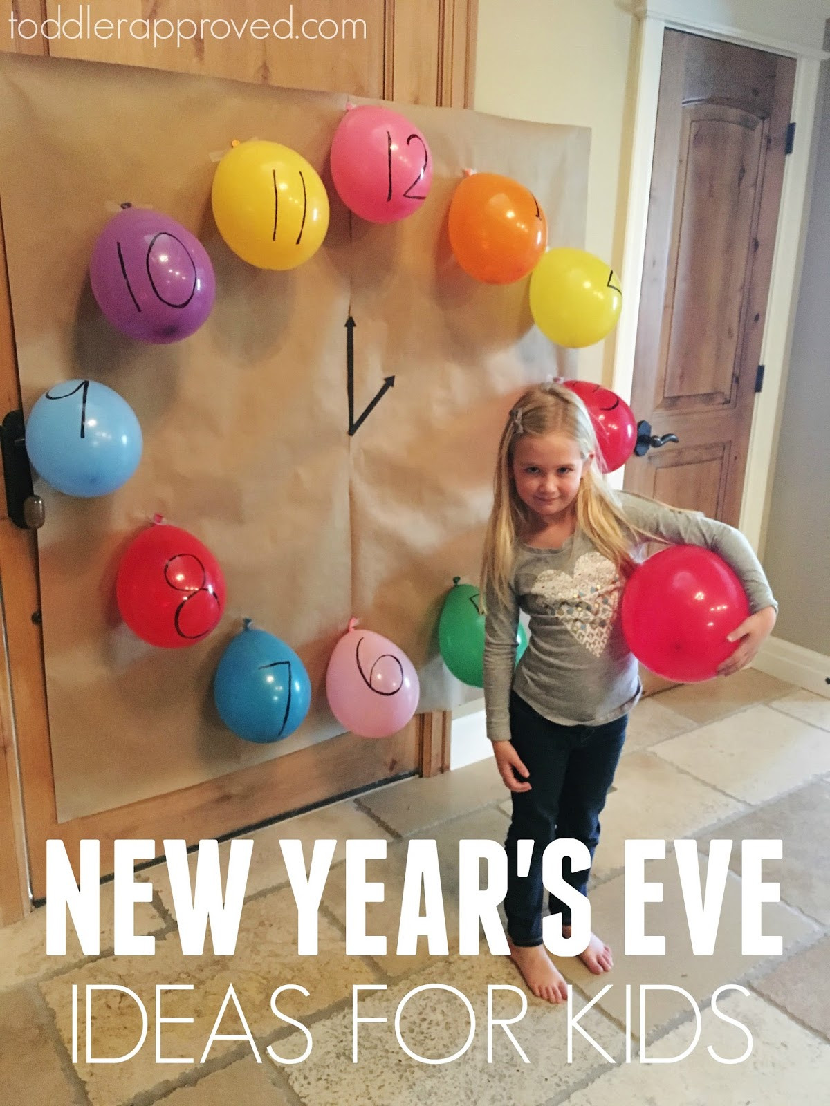 Ideas For Kids  Toddler Approved Easy New Year s Eve Party Ideas for Kids