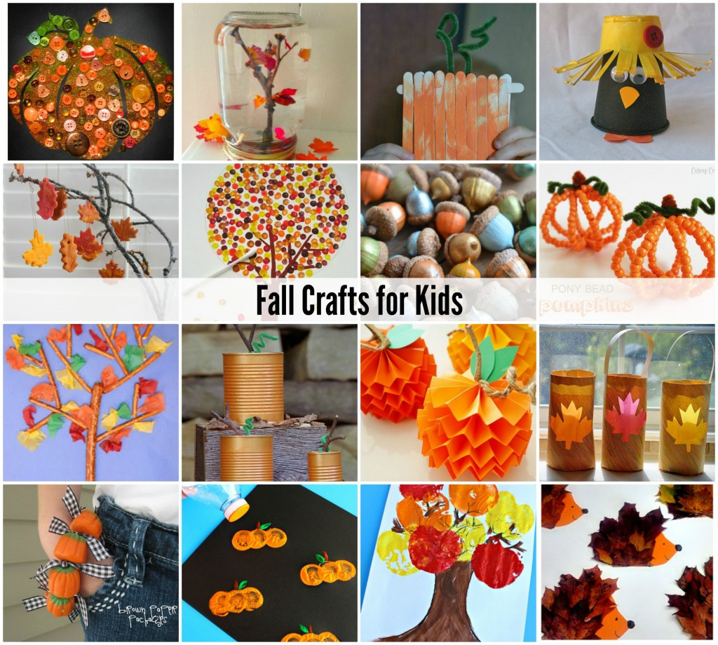 Ideas For Kids  Acorn Craft Ideas The Idea Room