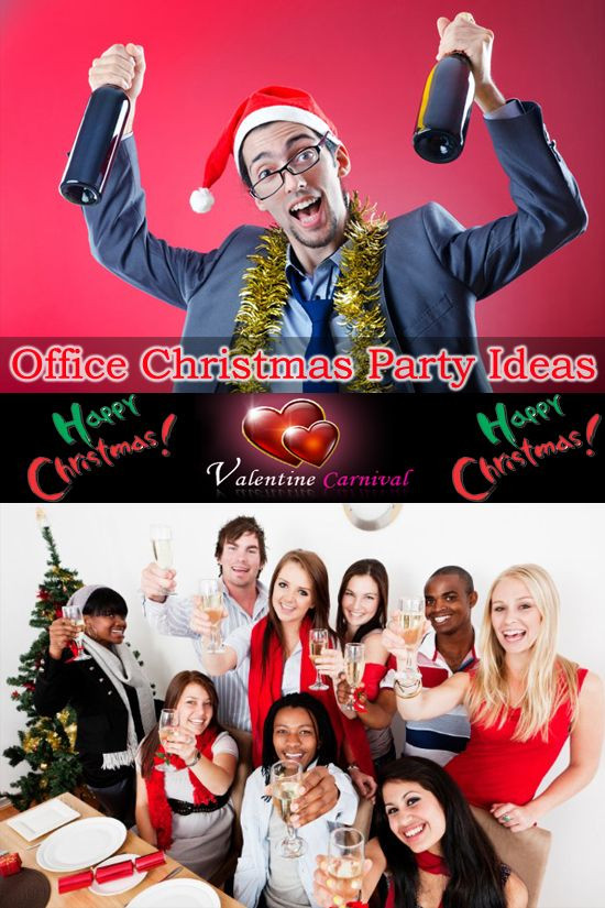 Ideas For Office Christmas Party  1000 ideas about fice Christmas Party on Pinterest