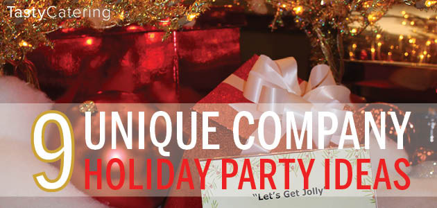 Ideas For Office Christmas Party  9 Unique pany Holiday Party Themes