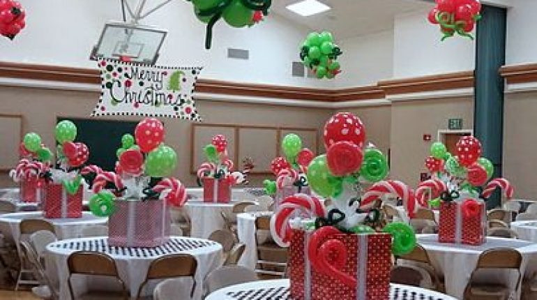 Ideas For Office Christmas Party  Christmas Party Ideas