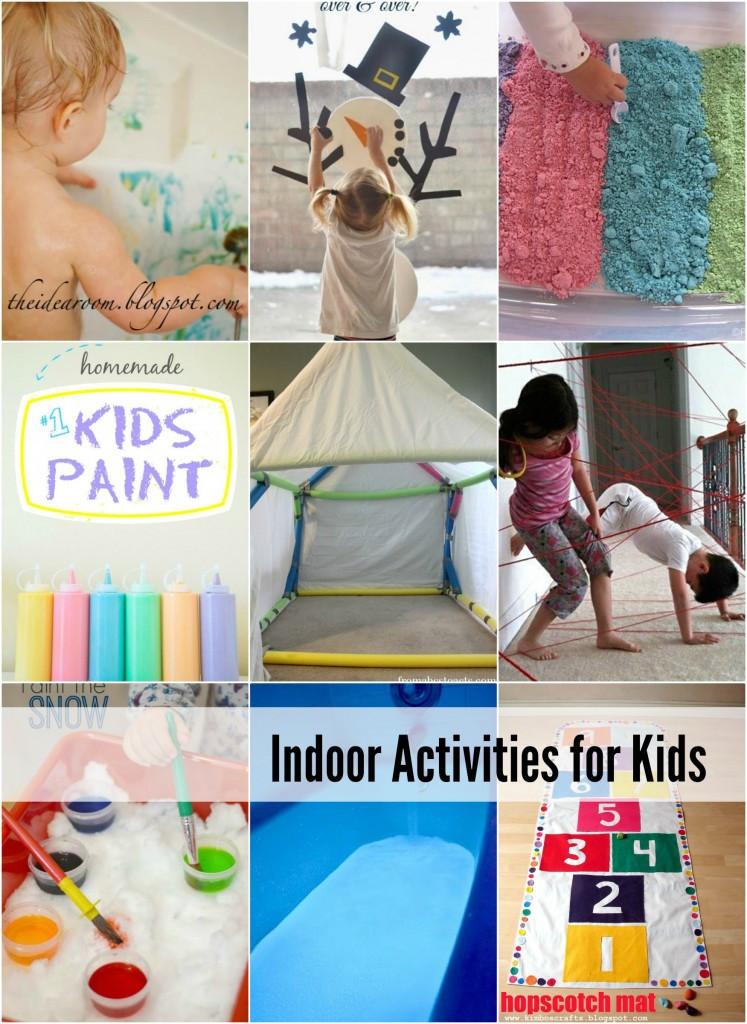 Indoor Christmas Activities  Winter Crafts and Activities for Kids The Idea Room