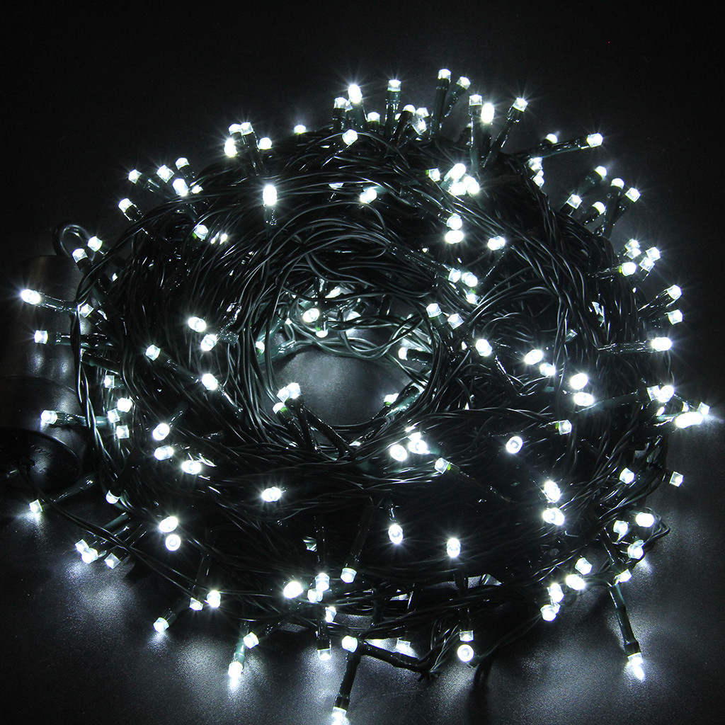 Indoor Outdoor Christmas Light  72 300 LED Christmas Xmas Outdoor Indoor String Light