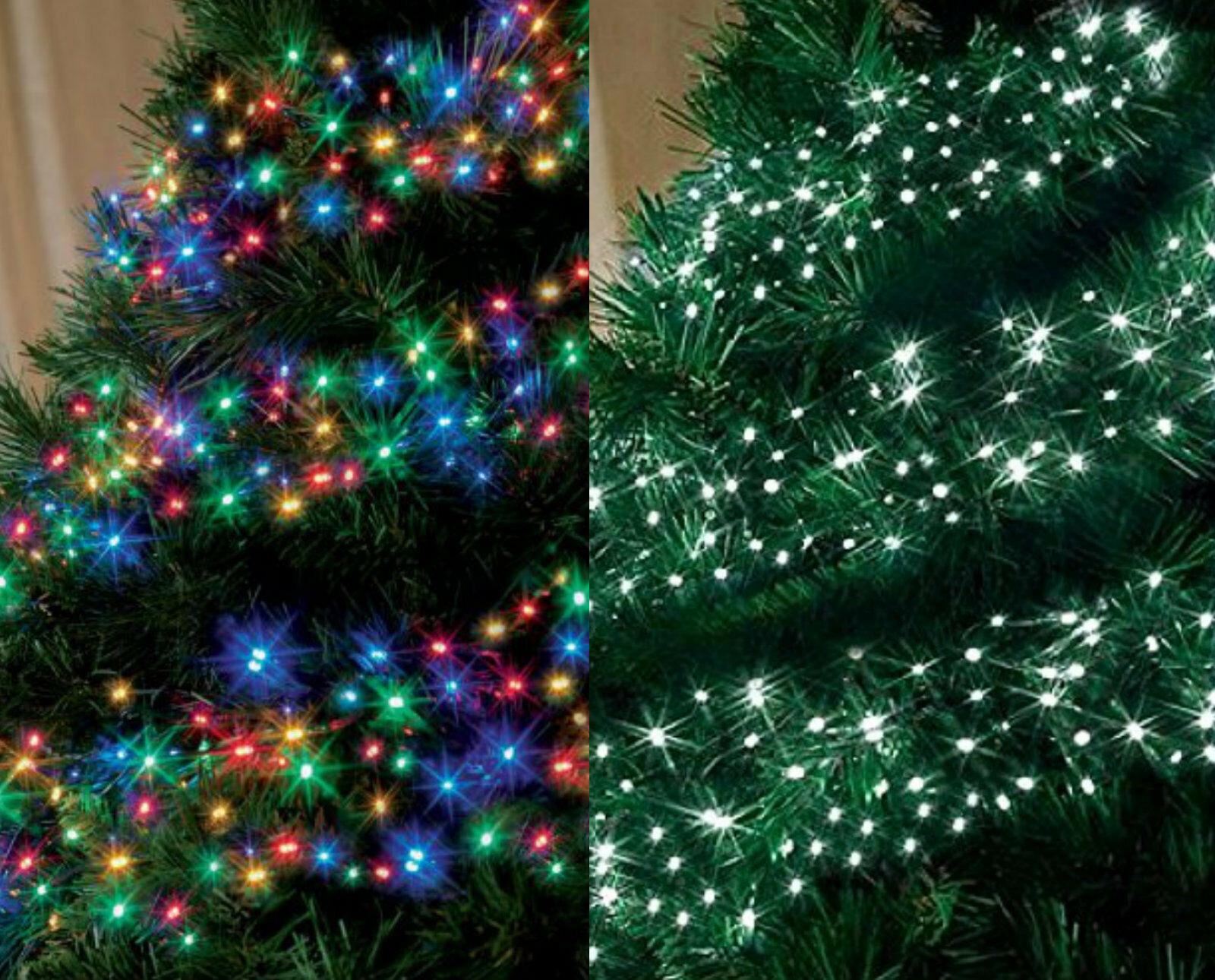 Indoor Outdoor Christmas Light  CHASING LED CLUSTER CHRISTMAS LIGHTS LIGHTING TREE