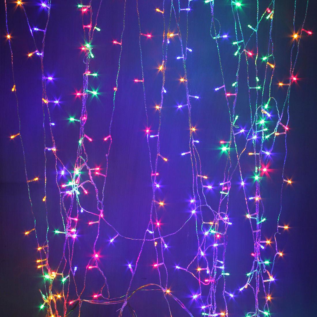 Indoor Outdoor Christmas Light  Indoor Outdoor christmas String Fairy Wedding Curtain