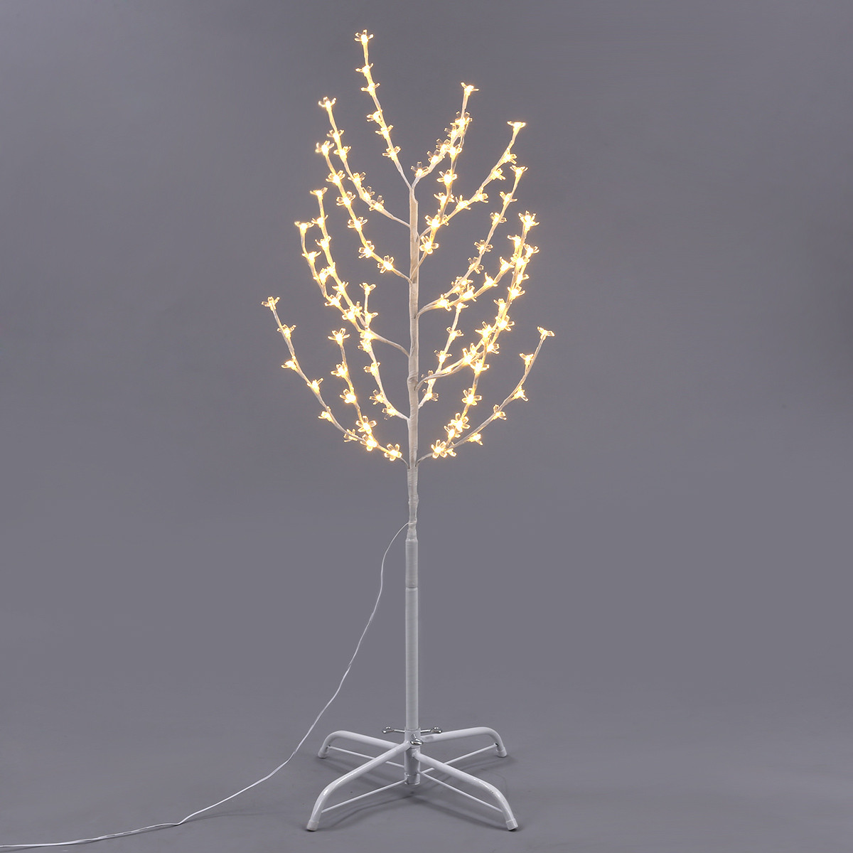 Indoor Outdoor Christmas Light  Waterproof LED Christmas Light Tree Lights Warm White Home