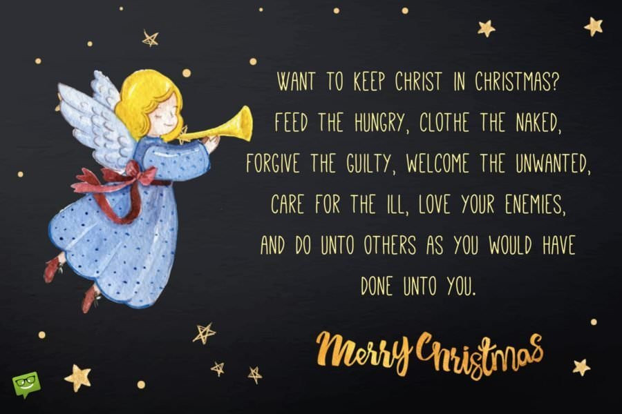 Keep Christ In Christmas Quotes  60 Best Christmas Quotes of All Time