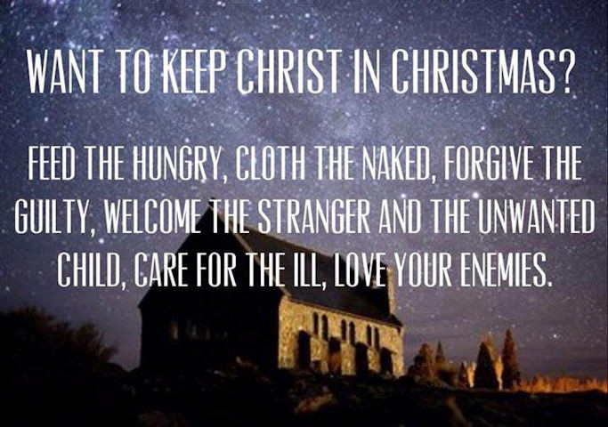 Keep Christ In Christmas Quotes  Quotes
