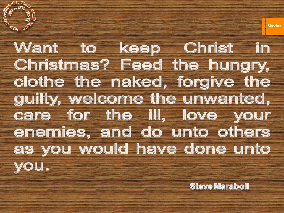 Keep Christ In Christmas Quotes  Famous Christmas Quotes Studybee Net House of Urdu Poetry