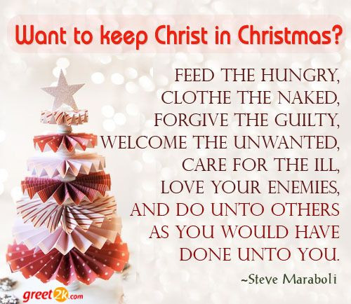 Keep Christ In Christmas Quotes  Love your enemies Enemies and Love your on Pinterest