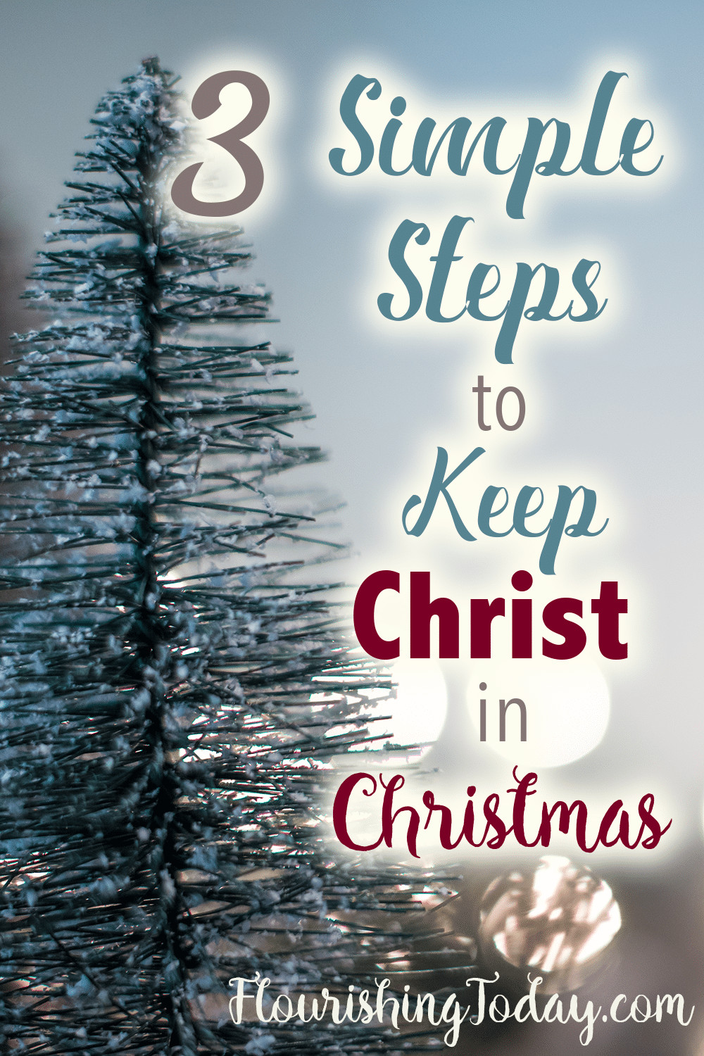 Keep Christ In Christmas Quotes  How to Keep Christ in Christmas this Year
