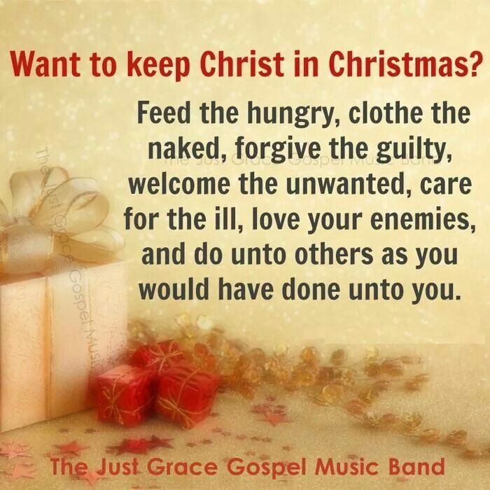 Keep Christ In Christmas Quotes  Want To Keep Christ In Christmas s and