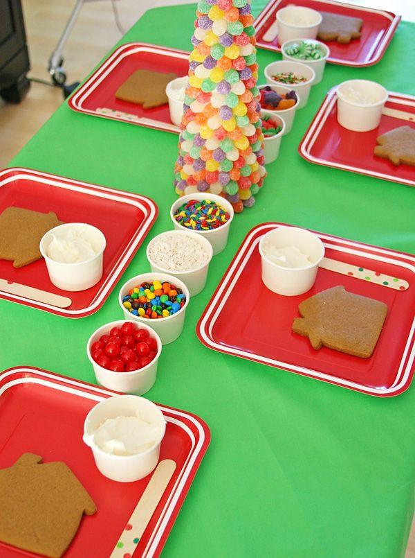 Kindergarten Christmas Party Ideas  Kersttafel p inspiratie welke kleur kies jij dit jaar