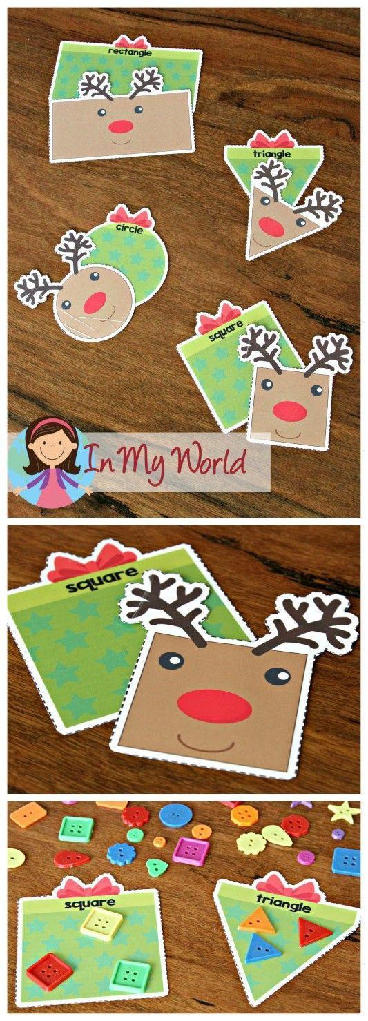 Kindergarten Christmas Party Ideas  521 best ideas about Christmas Preschool ideas on
