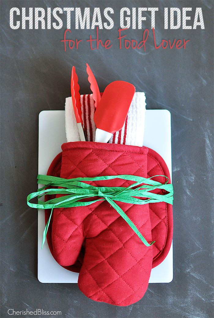Kitchen Christmas Gifts  17 Best ideas about Christmas Kitchen on Pinterest