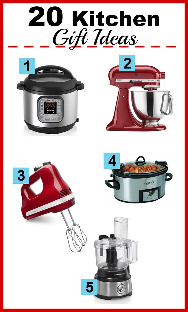 Kitchen Christmas Gifts  20 Kitchen Gift Ideas Gift Guide for Busy Home Cooks