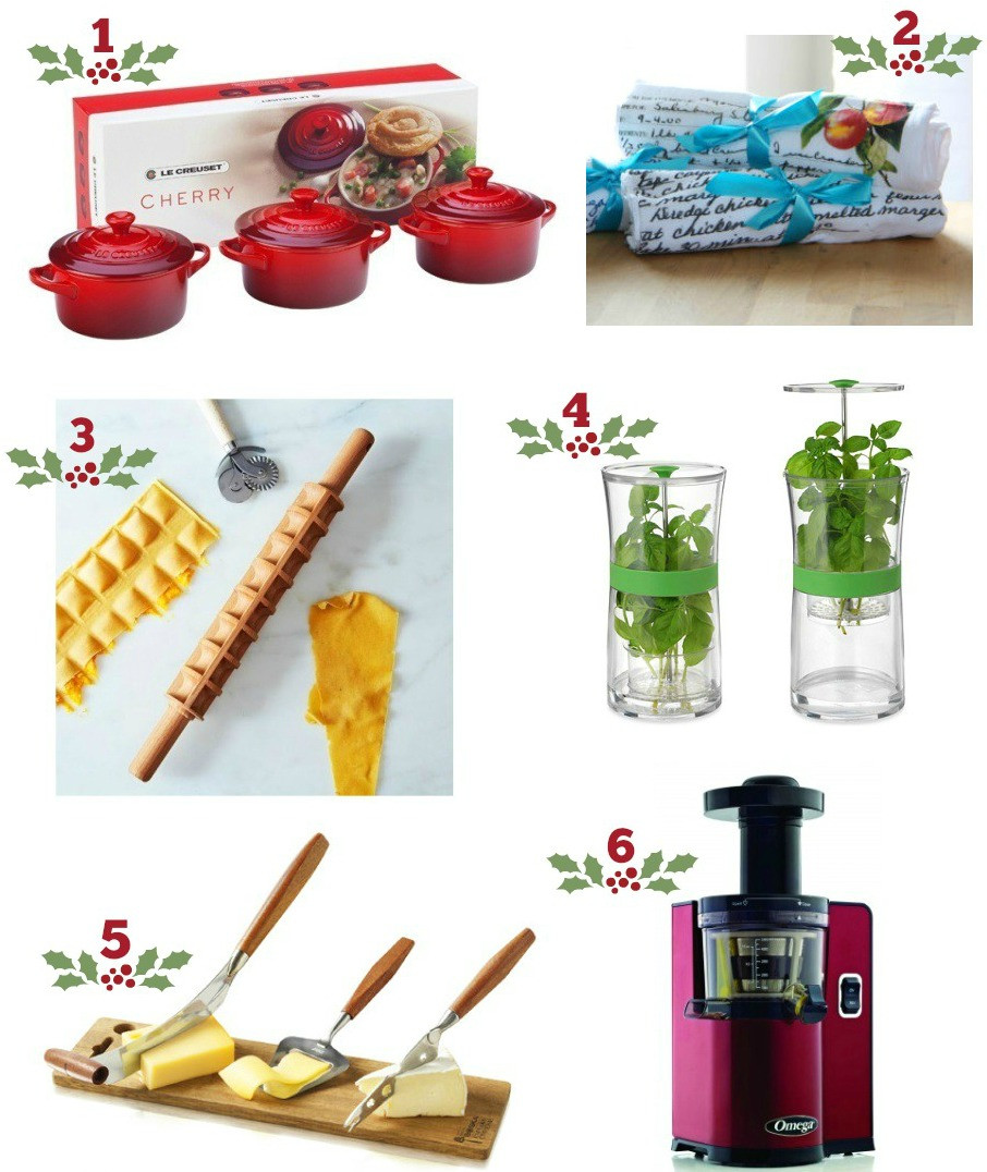 Kitchen Christmas Gifts  Gifts for Kitchen & Food Lovers