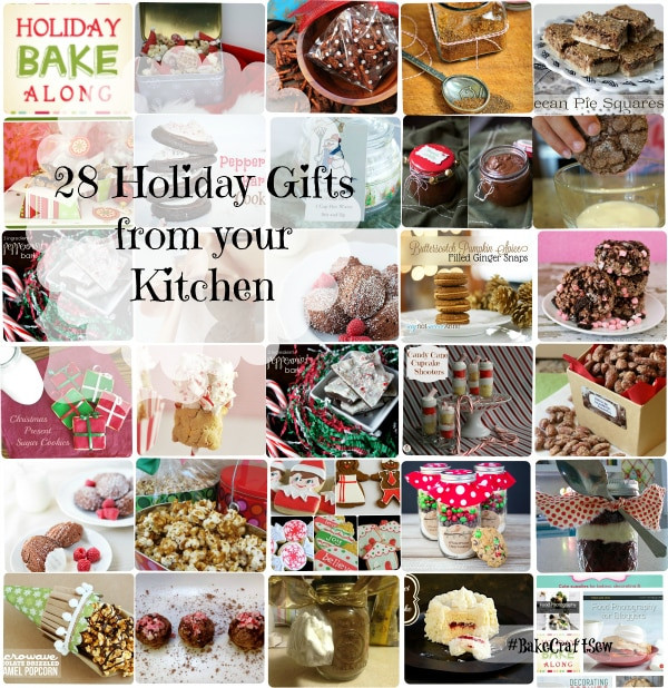 Kitchen Christmas Gifts  28 Kitchen Inspired Christmas Gifts A Southern Fairytale
