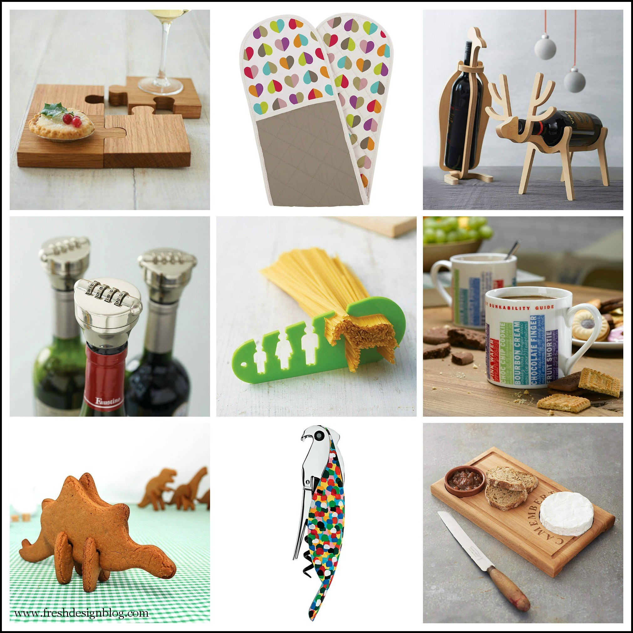 Kitchen Christmas Gifts  Fresh Design Home Gift Guide Contemporary kitchen