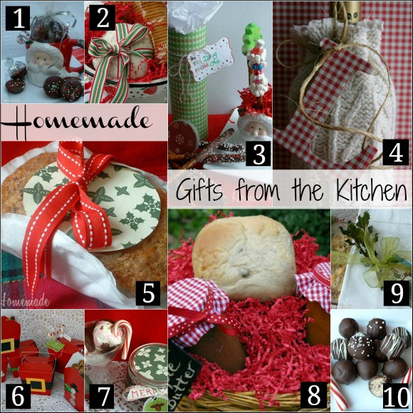 Kitchen Christmas Gifts  10 Holiday Gifts from the Kitchen Recipe