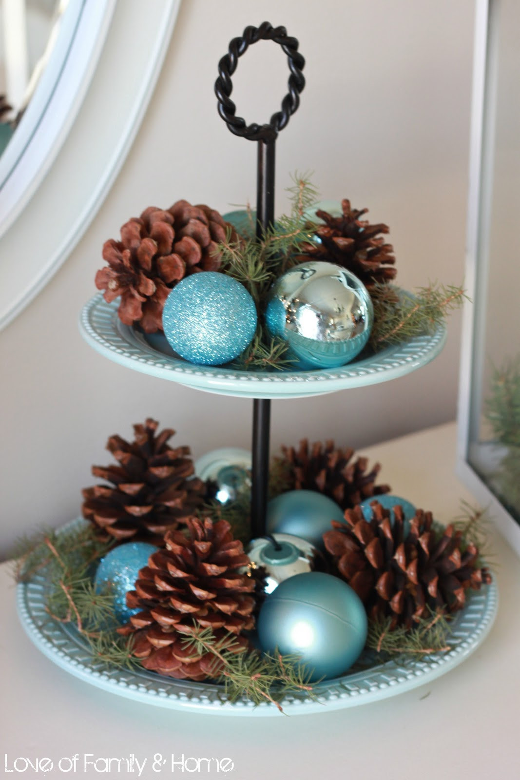 Kitchen Christmas Ornament  My Christmas Kitchen 2011 & Giveaway Winner Love of