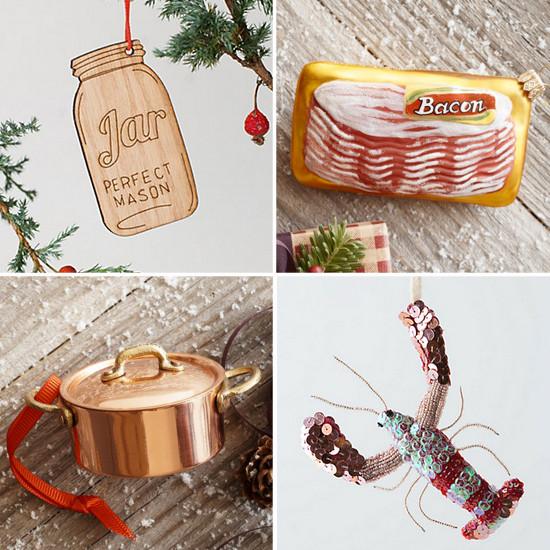 Kitchen Christmas Ornament  Kitchen Inspired Christmas Ornaments